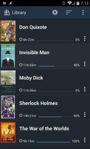 Listen Audiobook Player v4.1.0 (Android)