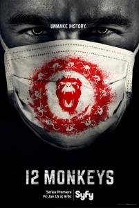 12 обезьян / 12 Monkeys (2 сезон: 1-13 серии из 13)   ColdFilm