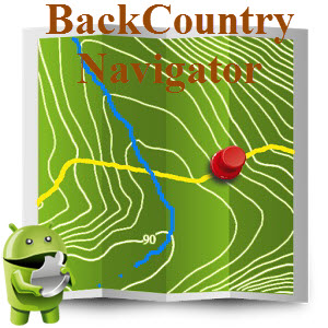 BackCountry Navigator TOPO GPS v5.8.3 [En] - навигация по автономным топо картам