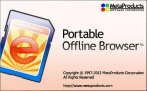 MetaProducts Portable Offline Browser 7.8.4654 [Multi/Ru]