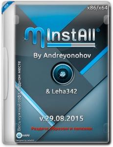 MInstAll v.29.08.2015 By Andreyonohov & Leha342 [Ru]