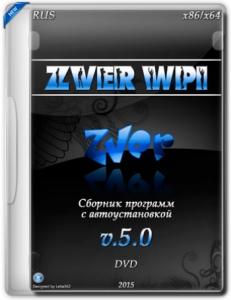 Zver WPI v.5.0 DVD (x86/x64) (2015/RUS)