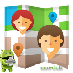 Family Locator - GPS Tracker v4.6 [Ru/Multi] - контроль за местоположением членов семьи