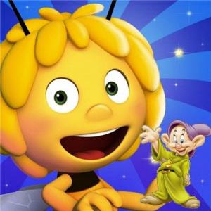 Пчела Майя Цветочная вечеринка v1.3 [Ru]