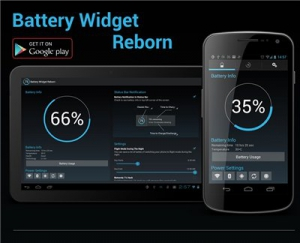 Battery Widget Reborn Pro 2.2.1 [Ru/Multi]