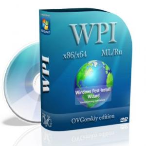WPI x86-x64 by OVGorskiy® 09.2015 1DVD [Ru]