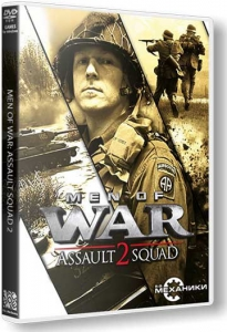 Men of War: Assault Squad 2 / В тылу врага: Штурм 2 [Ru/En] (3.201.1/dlc) Rip R.G. Механики [Deluxe Edition]