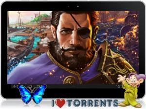Корсары: Морская Империя Corsairs: The Ocean Empire v1.4 [Ru/Multi]
