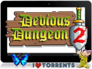 Devious Dungeon 2 v1.2 [Ru/Multi]