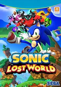 Sonic Lost World | Лицензия