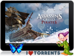 Assassin's Creed Pirates v2.4.0 [Ru]