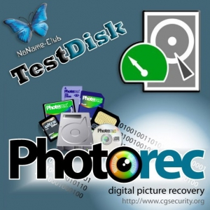 TestDisk & PhotoRec 7.1 Stable Portable [Multi/Ru]