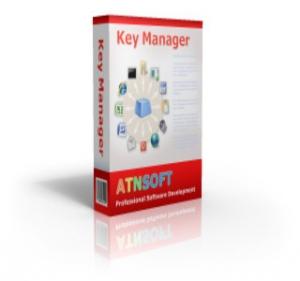 Atnsoft Key Manager 1.14.0.420 RePack + Portable by Vnvvnv [Multi/Ru]
