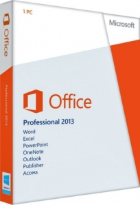 Microsoft Office 2013 SP1 Professional Plus + Visio Pro + Project Pro 15.0.5075.1001 (2018.10) RePack by KpoJIuK [Multi/Ru]