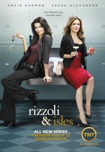 Риццоли и Айлс / Rizzoli & Isles (6 сезон: 1-18 серии из 18) | NewStudio