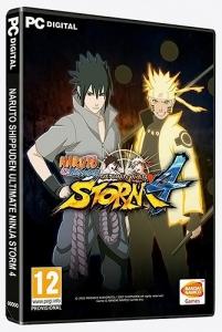 Naruto Shippuden: Ultimate Ninja Storm 4 - Deluxe Edition