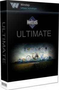 Winstep Nexus Ultimate 16.3 RePack by D!akov [Multi/Ru]