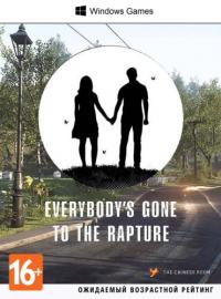 Everybody's Gone to the Rapture   Лицензия