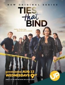 В связке (Кровные узы) / Ties That Bind (1 сезон: 1-10 серии из 10) | ViruseProject
