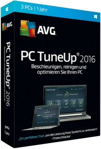 AVG PC Tuneup 16.32.2.3320 [Multi/Ru]