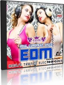 VA - European Disco EDM