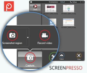 ScreenPresso Pro 1.7.12.0 + Portable [Multi/Ru]