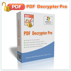 PDF Decrypter Pro 4.2.0 RePack (& Portable) by TryRooM [En]