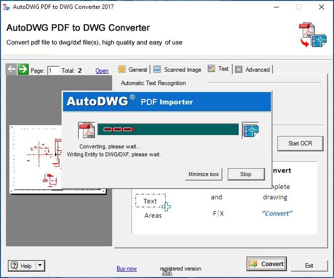 autodwg pdf to dwg converter 2016 registration code