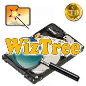 WizTree 2.01 Portable by Kopejkin [Ru]