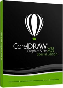 CorelDRAW Graphics Suite X8 18.1.0.661 Special Edition RePack by -{A.L.E.X.}- [Multi/Ru]