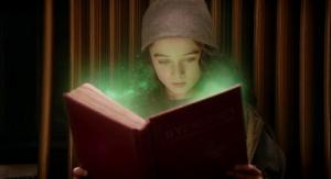 Молли Мун и волшебная книга гипноза