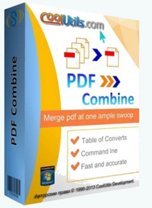 CoolUtils PDF Combine 5.1.86 RePack (& Portable) by TryRooM [Multi/Ru]