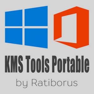 KMS Tools Portable 17.07.2016 by Ratiborus [Multi/Ru]