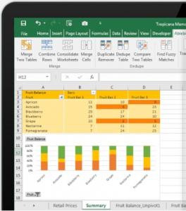 AbleBits Ultimate Suite for Excel 2016.2.318.1180 [En]
