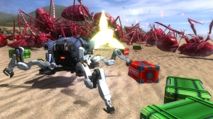 EARTH DEFENSE FORCE 4.1: The Shadow of New Despair | RePack от Others