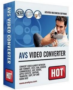 AVS Video Converter 9.3.1.588 [Ru/En]