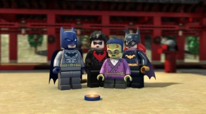 LEGO Лига справедливости: Прорыв Готэм-Сити