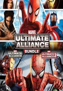 Marvel: Ultimate Alliance Bundle   RePack от Stinger