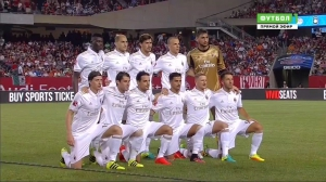 Футбол. Международный кубок чемпионов. Бавария - Милан