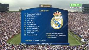 Футбол. Международный кубок чемпионов. Реал Мадрид - Челси