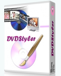 DVDStyler 3.0.1 Final Portable by PortableApps [Multi/Ru]