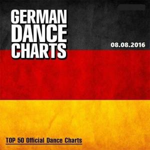 VA - German Top 50 Official Dance Charts [08.08]