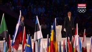 Олимпийские Игры 2016. Церемония открытия   50 fps