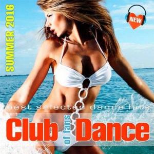 VA - Club Of Fans Dance Summer