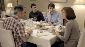 Обед в пятницу вечером (1 сезон: 1-6 серии из 6) | 2x2