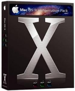 Mac OS X Transformation Pack 4.2 [Ru]