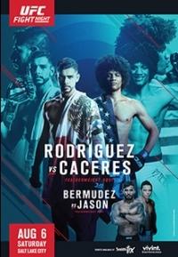 Смешанные единоборства - UFC Fight Night 92: Rodríguez vs. Caceres