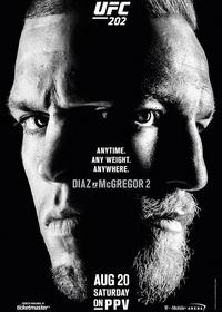 Смешанные единоборства - UFC 202: Diaz vs. McGregor II