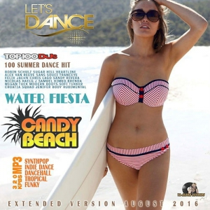 VA - Candy Beach Water Fiesta