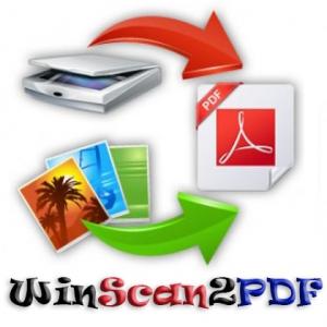 WinScan2PDF 6.01 + Portable [Multi/Ru]